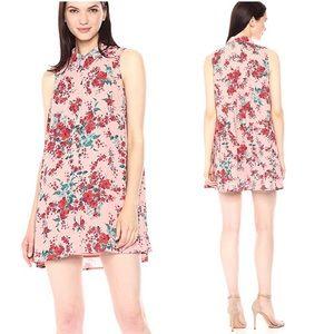 Jack by BB Dakota Floral Shirt Dress Sz S ::WW20